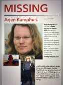 missing – Arjen Kamphuis