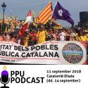 PODcast – Catalonië, zelfbeschikking of rebellie