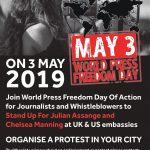 assange manning persvrijheid